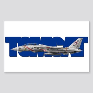 VF-102 DIAMONDBACKS Rectangle Sticker