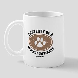 Pom Terrier dog Mug