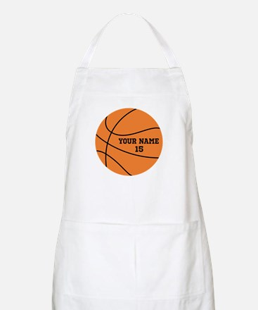 Custom Basketball Light Apron