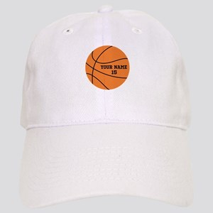 Custom Basketball Baseball Cap
