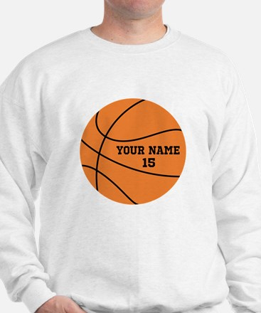 Custom Basketball Sweatshirt