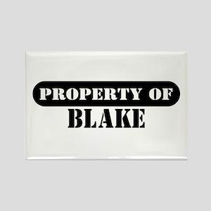 Property of Blake Rectangle Magnet