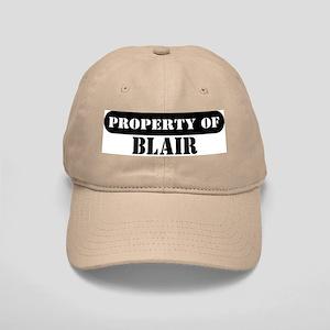 Property of Blair Cap