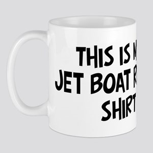 My Jet Boat Rides Mug
