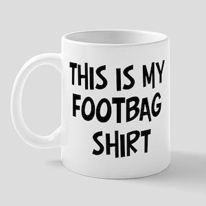 My Footbag Mug
