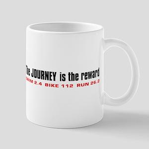 """Journey is the Reward"" Mug"