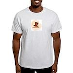Highest Femme Ash Grey T-Shirt