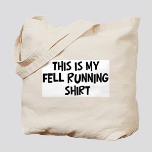 My Fell Running Tote Bag