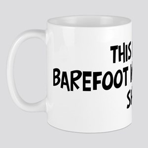 My Barefoot Water Skiing Mug