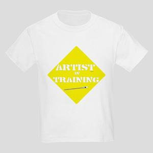 Artist in Training Kids T-Shirt