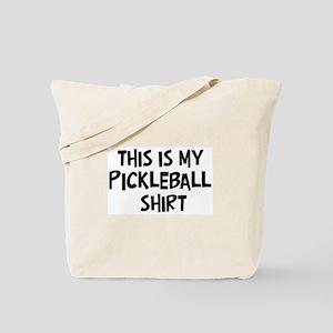 My Pickleball Tote Bag