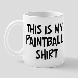 My Paintball Mug