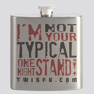 ONE NIGHT STAND - WHITE Flask