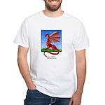 Dragonfield White T-Shirt