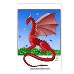 Dragonfield Postcards (Package of 8)