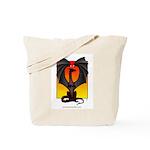 Dragon Dusk Tote Bag