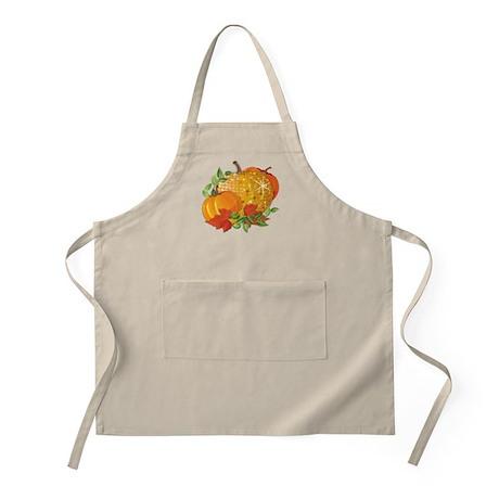 Fall Pumpkins Apron