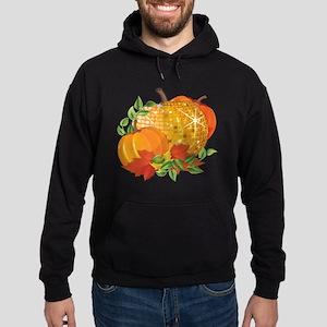 Fall Pumpkins Hoodie (dark)
