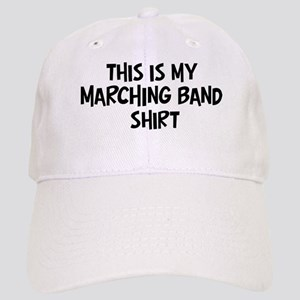 My Marching Band Cap