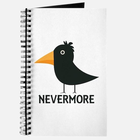 Nevermore Raven Journal