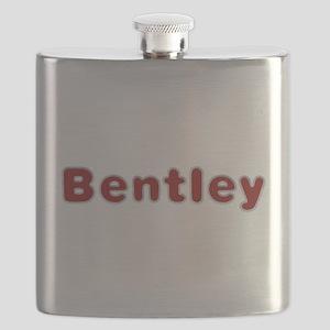 Bentley Santa Fur Flask