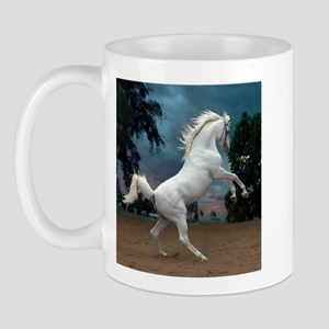 The White Stallion Mug