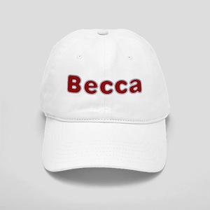 Becca Santa Fur Baseball Cap