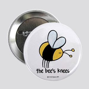 The Bee's Knees Button
