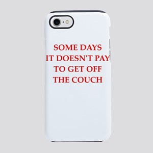 couch iPhone 7 Tough Case