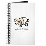 Aries in Training (Journal)