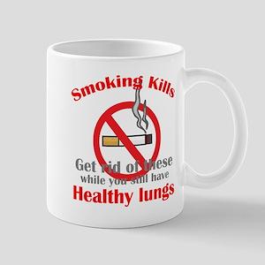 Smoking Kills Mugs