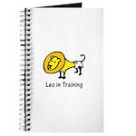 Leo in Training (Journal)