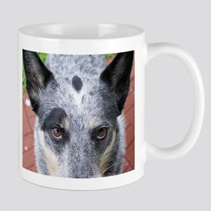 The Stare Down - coffee Mugs