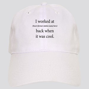 I worked at ____ Cap
