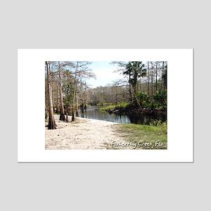 Fisheating Creek -Big Oak Mini Poster Print