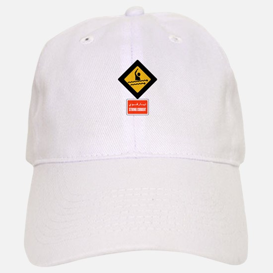 Strong Current - UAE Baseball Baseball Cap