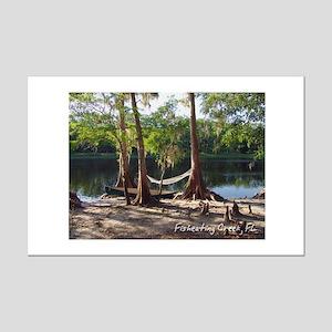 Fisheating Creek -Lazy Days Mini Poster Print