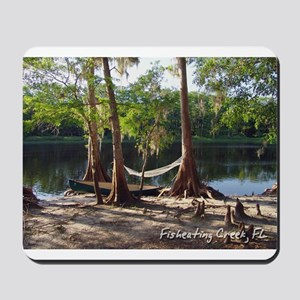 Fisheating Creek -Lazy Days Mousepad