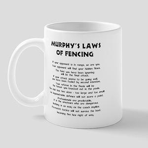 Murphy's Law -  Mug