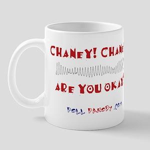 Chaney! Chaney! Mug