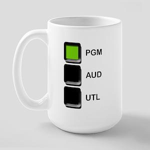 PGM AUD UTL Large Mug
