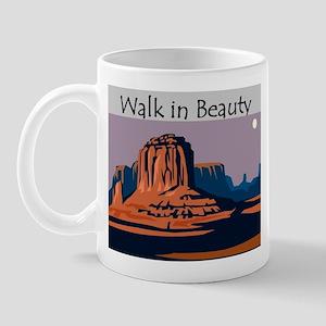 Walk in Beauty Mug