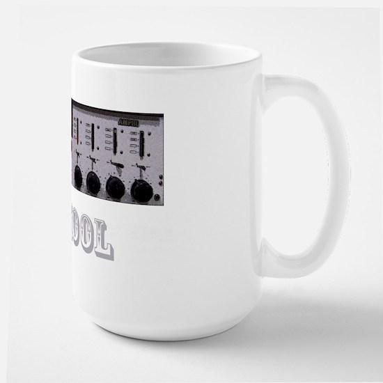 Dial Pot Board Large Mug