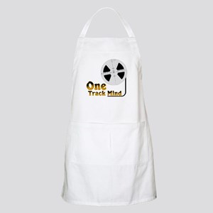 One Track Mind BBQ Apron