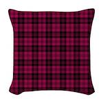 Tartan - Campbell of Loch Laine Woven Throw Pillow