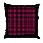 Tartan - Campbell of Loch Laine Throw Pillow