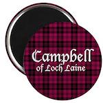 Tartan - Campbell of Loch Laine Magnet
