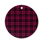 Tartan - Campbell of Loch Laine Ornament (Round)