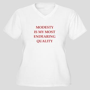 modest Plus Size T-Shirt