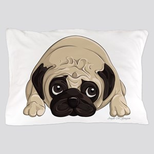 Pug Pillow Case